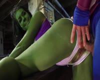 borwap.com She Hulk XXX Chyna 4