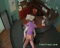 redwap.biz Doctor Fucks Sexy Babe In Waiting Room On Security Cam 2