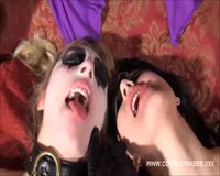 redwap.io Threesome With Harley And Catwomen 3