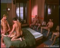 borwap.com 5 Guy Creampie in Porno Star Ashley Blue 2