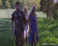borwap.net Game Of Thrones Parody With Boobylicious Peta Jensen And Aruba Jasmin 1