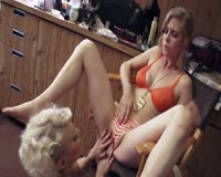 redwap.biz The Dating Game XXX Lesbian Adventures