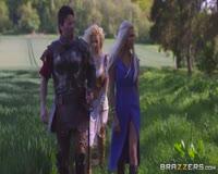 borwap.com Game Of Thrones Parody With Boobylicious Peta Jensen And Aruba Jasmin