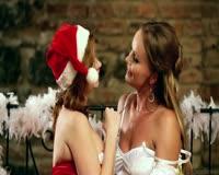 borwap.net Silvia Saint Hot Xmas Lesbian Fuck