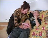 borwap.net Horny mother with a impressive ass seduced by her student in bedroom